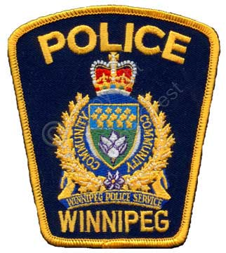 Custom police patches & crests, embroidered police badges